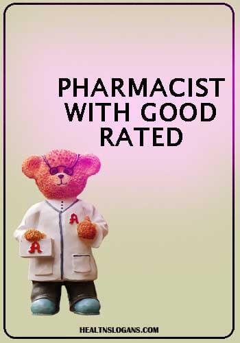 Pharmacy Slogans - Pharmacy Slogans